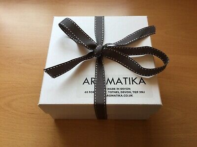 Aromatika Gentleman's Gift Box With Four Items