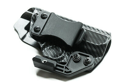 """BraDeC: IWB Concealment Holster for XD-S MOD.2 3.3"""" (9MM, .40, .45ACP)"""