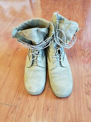 McRae Coyote Panama Sole Army Jungle Boots 9 wide Tactical / Hunting / Hiking