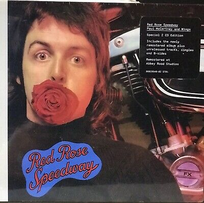 Paul McCartney & Wings-RED ROSE SPEEDWAY-Archive COLLECTION! 2CD SET! Brand New!