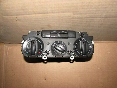 VW Golf 5 GT TSI 2007 Clima control unit