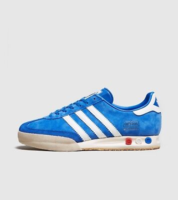 ADIDAS ORIGINALS KEGLER Super Og F36914 White And Blue Uk