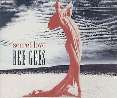Bee Gees Secret Love , True Confessions , Human Sacrifice German 12""