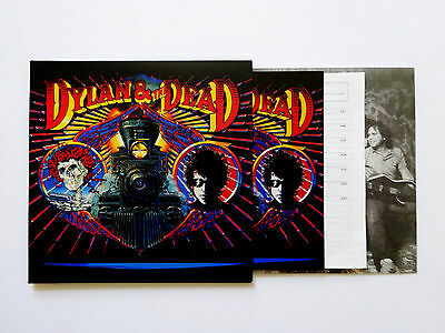 Grateful Dead Bob Dylan & The Dead 1987 Live CD Jerry Garcia GD 1989 2009 Japan