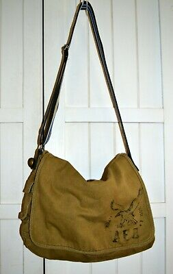 cd4cb85a6c AMERICAN EAGLE SHOULDER bag - Studded Brown Leather - Women s purse ...