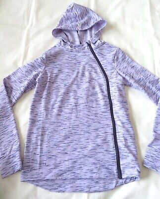 aca24ccf2c0 Youth Girl s Champion C9 Purple Athletic Hoodie Sweatshirt NEW Size XL 14-16