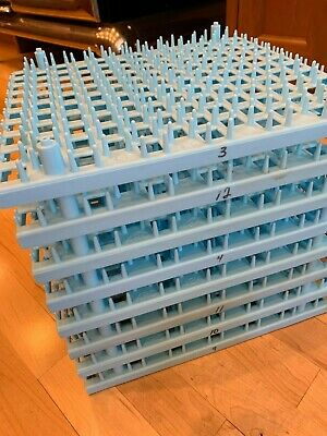 2 Quail Egg trays for Cabinet Incubator Coturnix KRC-124 Holds 124 eggs