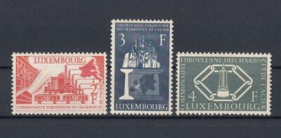 (1140) Luxembourg 1956 Mh Set Cv $84.00