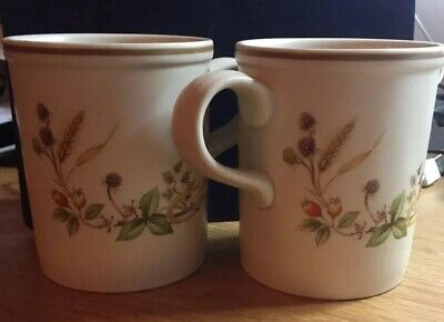 Marks & Spencer Harvest Collection 2x Mugs