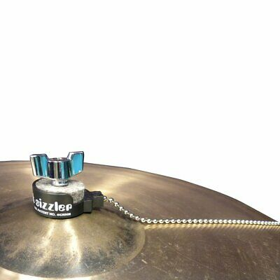 """Pro-Mark Fits cymbals 22/"""" or less. Sizzle Promark by D/'Addario Sizzler S22"""