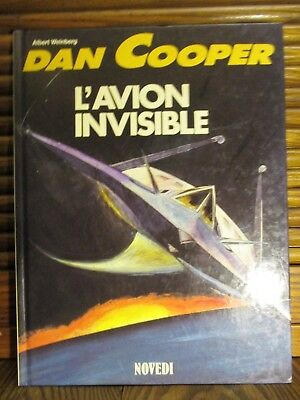 Dan cooper - L'avion invisible - EO - A. Weinberg