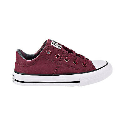 bc906b17828812 CONVERSE KIDS  CHUCK Taylor All Star OX Shoes Burgundy 339794F b ...