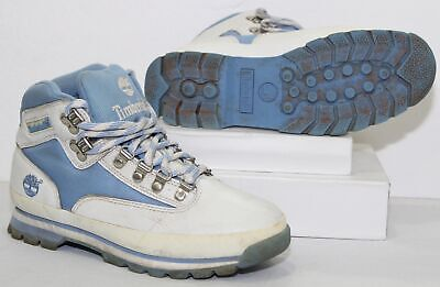 Details about Timberland 95312 Euro Hiker Leather Ankle Boot Womens Size 7.5M
