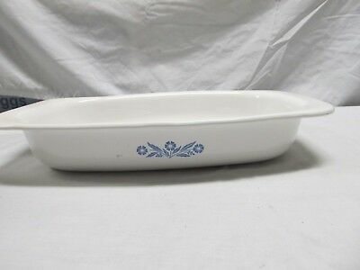 Corningware Blue Cornflower Roaster