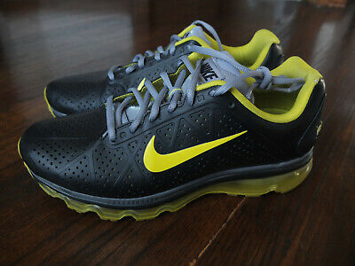official photos c4879 3ca3b MEN'S NIKE AIR Max 2011 Black Yellow 456325-001 size 11.5 - $89.99 ...