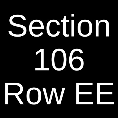 2 Tickets MercyMe 4/28/19 Rosemont Theatre Rosemont, IL