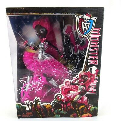 RARE Monster High Catty Noir 13 Wishes Doll NEW NRFB SEALED