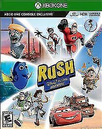 Rush: A Disney Pixar Adventure Xbox One Brand New Free Shipping