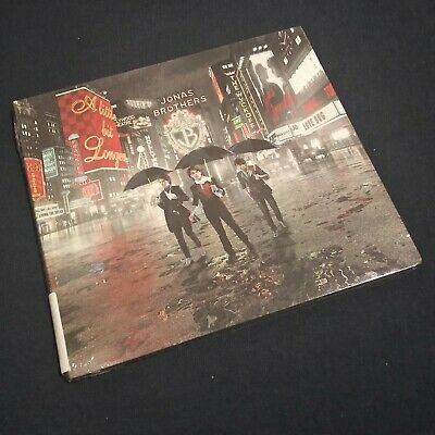 Jonas Brothers - A Little Bit Longer [Dig] (CD) NEW & SEALED perfect condition