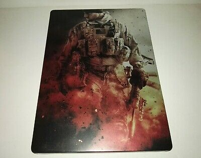 Medal Of Honor Warfighter Steelbook ONLY BOX, NO Game Disc