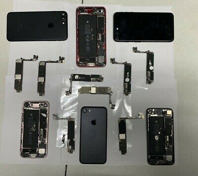 All colors Apple iPhone 8 Plus ICLOUD motherboards/logic boards