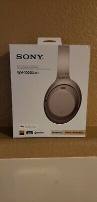 Used Sony WH-1000XM3/S Over Ear Wireless Bluetooth Noise Canceling Headphones