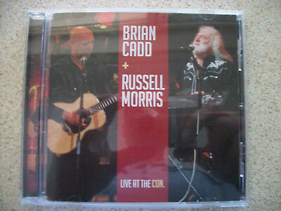 Brian Cadd & Russell Morris: Live At The Con (Qld Conservatorium Orchestra)