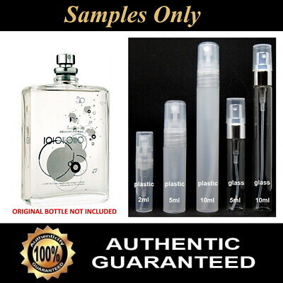 MOLECULE 01 by Escentric Molecules - Travel/Tester Sample - 2ml 5ml 10ml sizes