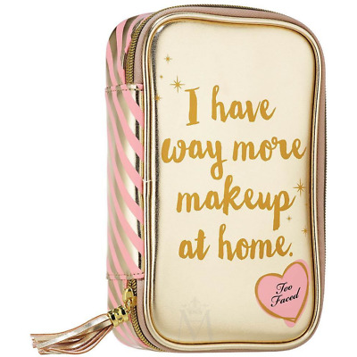 TOO FACED Original Cosmetic Case