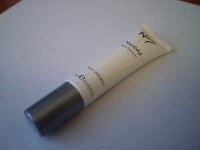 Boots No 7 Youthful Eye Serum 15ml