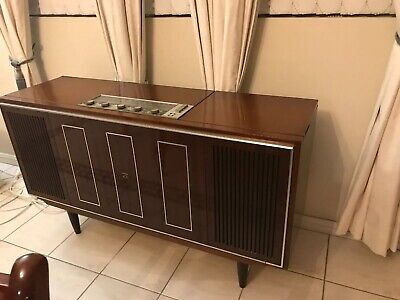 Antique Record Player/radiogram - Working Order