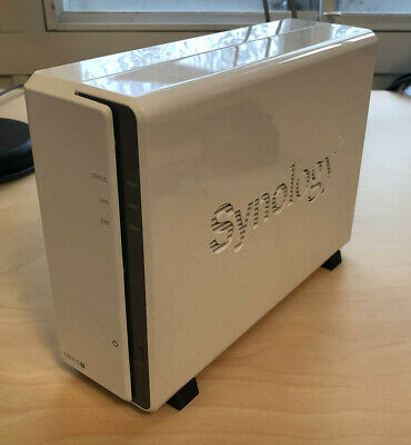 Synology DS115j 1-Bay NAS Network Attached Storage - Like New!