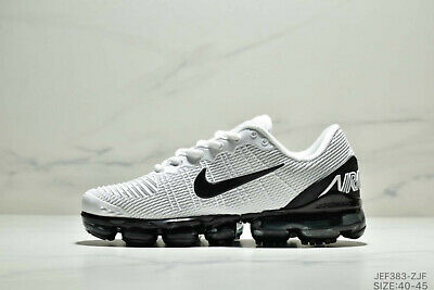 Nike Air Vapormax 2019 Men's Running Shoes (White / Black) 2 2.0 Size 7-11 Nib