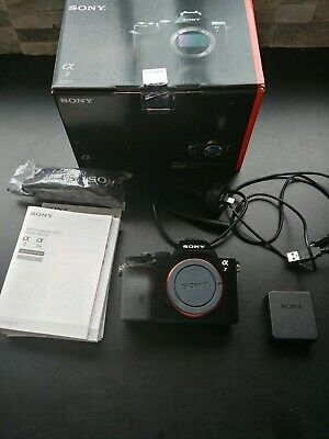 Sony Alpha A7 24.3MP (Body Only) Shutter Count 5600