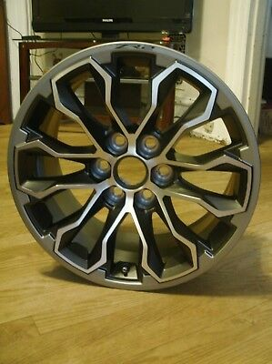 "Chevrolet Colorado ZR 2  17"" Wheel Rim Factory OEM STOCK"