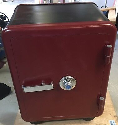 Older Sentry Floor Safe In Good Condition With Combination