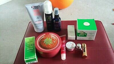 Skin And Hair Care Bundle All New