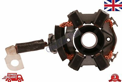 12 Volt 12V Starter Motor Brush Set Holder Gear Bosch Audi Skoda Vw Seat