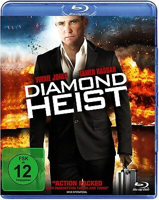 Diamond Heist - Action Packed - Blu-ray - Neu & OVP
