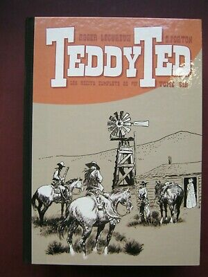 Forton / Lecureux Teddy Ted Tome 6 Neuf