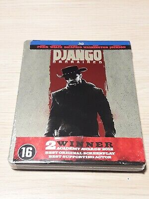Blu ray steelbook DJANGO UNCHAINED neuf sous blister VF