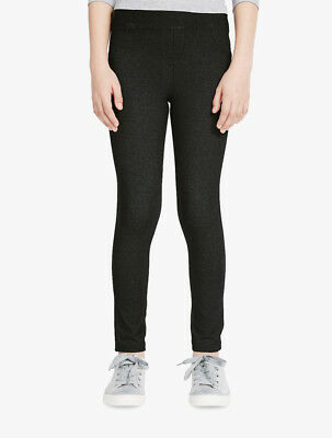 Marks & Spencer Stay New Black Jeggings Age 13 Years TD092 JJ 08