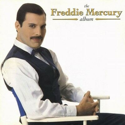 Freddie Mercury  The Album 1993 CD brand  new & sealed