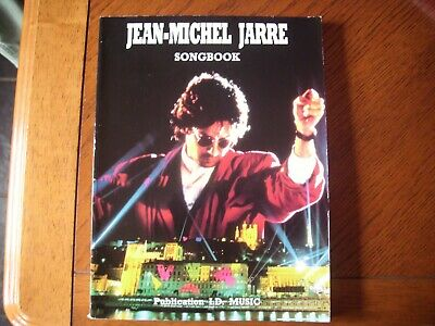 jean michel jarre sheet music songbook