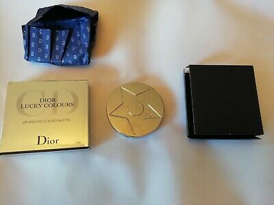 Dior Lucky Colours lip and eye colour palette