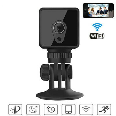 Mini Full HD Video Telecamera Wireless Wifi Spia IP Nascosta Micro Spy Camera DV