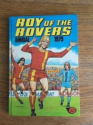 Roy of the Rovers annual 1979 -