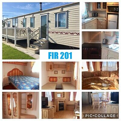 Caravans for hire  Ingoldmells skegness OCTOBER DATES ONLY