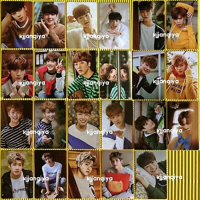 ASTRO Autumn Story Official Photocard and ID Photo