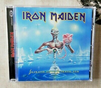 Iron Maiden - Seventh Son of a Seventh Son CD (Remastered 1998)